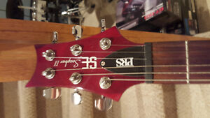 PRS SE Soapbar ll Guitar Top Shape New Price! Paul Reed Smith