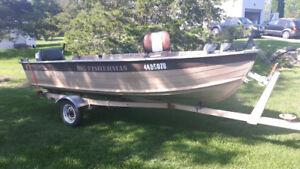 14'aluminum boat
