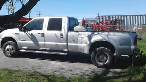 2007 Ford F-350 Super Dutty Camionnette