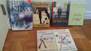Romans anglais / english novels