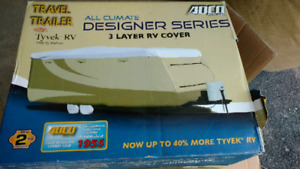Travel 3 layer RV cover