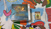 Monster hunter 4 Ultimate collectors with preorder pin