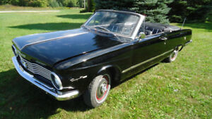 1964 valiant signet 200 convertible