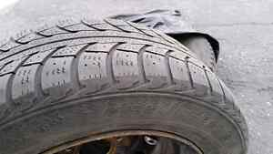 $140 185/65/R14 Rims AND Tires (4)