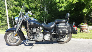 REDUCED FOR QUICK SALE -- 2002 Yamaha Road Star (Midnight Star)