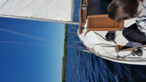 25 foot Eastwind Paceship for sale