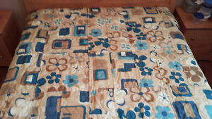 Large Queen Home Made Quilt