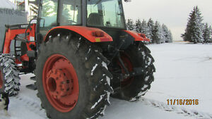 M135X Kubota for sale Strathcona County Edmonton Area image 4
