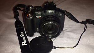 Canon PowerShot S5IS Digital Camera