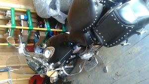 vstar motorcycle in very good condition