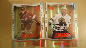 MVP 14/15 colors and contours hockey cards lots (4) Gatineau Ottawa / Gatineau Area image 3