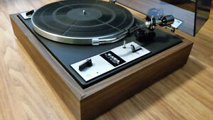 Vintage TAYA Turntable. Made in Japan by CEC