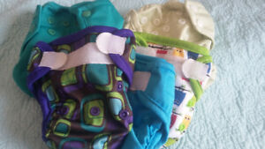 5 Newborn Diaper Covers