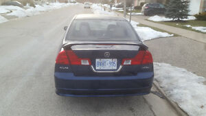 2003 Acura EL Sedan For Sale Kitchener / Waterloo Kitchener Area image 4