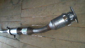 OEM Toyota Corolla 2009-2013 FRONT PIPE W CATALIZER  17410-0T080