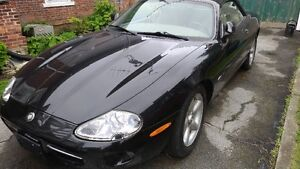 1998 Jaguar XK8 Convertible and 1997 XK8 Coupe project combo