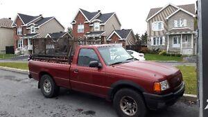 1997 Mazda B-Series Pickups Camionnette