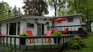 Lakeside Cottage for rent Prince Edward County