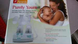 Ameda, Purely Yours Double Breast Pump