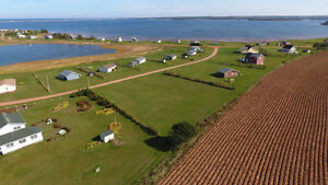 New London Building lot Exceptional Water Views PEI Canada