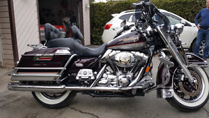 ROAD KING FLHR 1584 ANNEE 2007