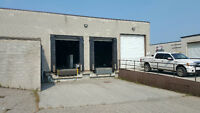 6000 Square Foot Warehouse Space
