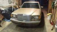 parting out 1984 mercedes