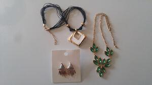 BRAND NEW - NEVER WORN Jewellery Mix