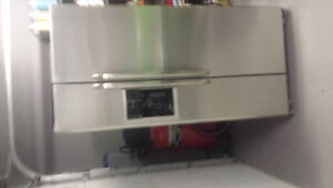 GE Side By Side Stainless Steel Refrigerator FS