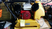PLATE COMPACTOR JUMPING JACK POWER TROWEL FREE SHIPPING