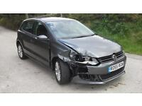 Volkswagen Polo 1.4 2011 SEL DAMAGED SPARES OR REPAIR SALVAGE