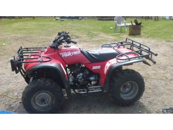 honda fourtrax trx300 for sale canada. Black Bedroom Furniture Sets. Home Design Ideas