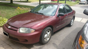 2003 Chevrolet Cavalier - $600 OBO - As Is