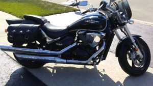 2009 Suzuki boulevard m50 supper clean