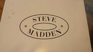 Steve Madden Boots NEW