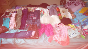 Toddler size 4t clothing