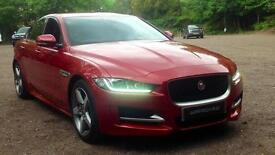 2017 Jaguar XE 180 Diesel R Sport Delivery Mi Automatic Diesel Saloon