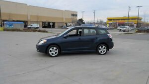 2006 Toyota Matrix XR, Automatic,P/W, 3/Years Waranty available.