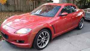 Rx8 trade for dump trailer or?