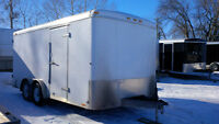 Moving without the STRESS? Trailer for rent, trailer rental