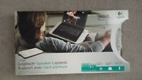 n700 LOGITECH speaker lapdesk BRAND NEW in box