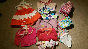 Baby girl clothing 3-6 month