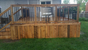 Bruce Kennedy Decks and Fences Windsor Region Ontario image 7