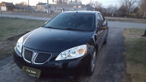 2007 Pontiac G6 Sedan $4000 OBO Cert & E-tested