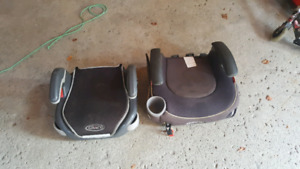 2 Free child booster seat