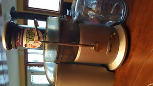 Breville juicer 'the juice fountain'