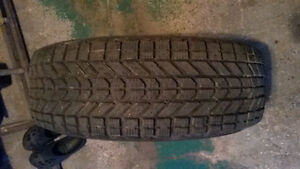 Winter Tires (Firestone Winterforce)