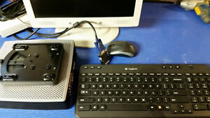 HP T510 Thin Client with Monitor and Wireless Keyboard/Mouse Belleville Belleville Area image 5