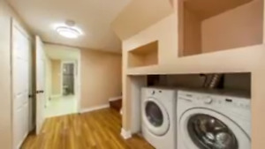 Fully Renovated house for rent at kennedy station