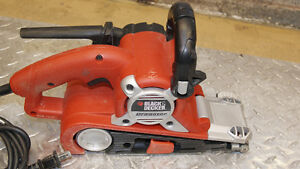 BLACK & DECKER DRAGSTER 3 POUCES 7 AMP